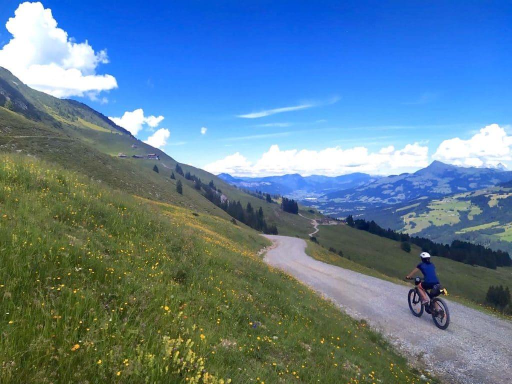 kitzbueheler alpen 11 1024x768 - Kitzbüheler Alpen: Mountainbiken in Tirol