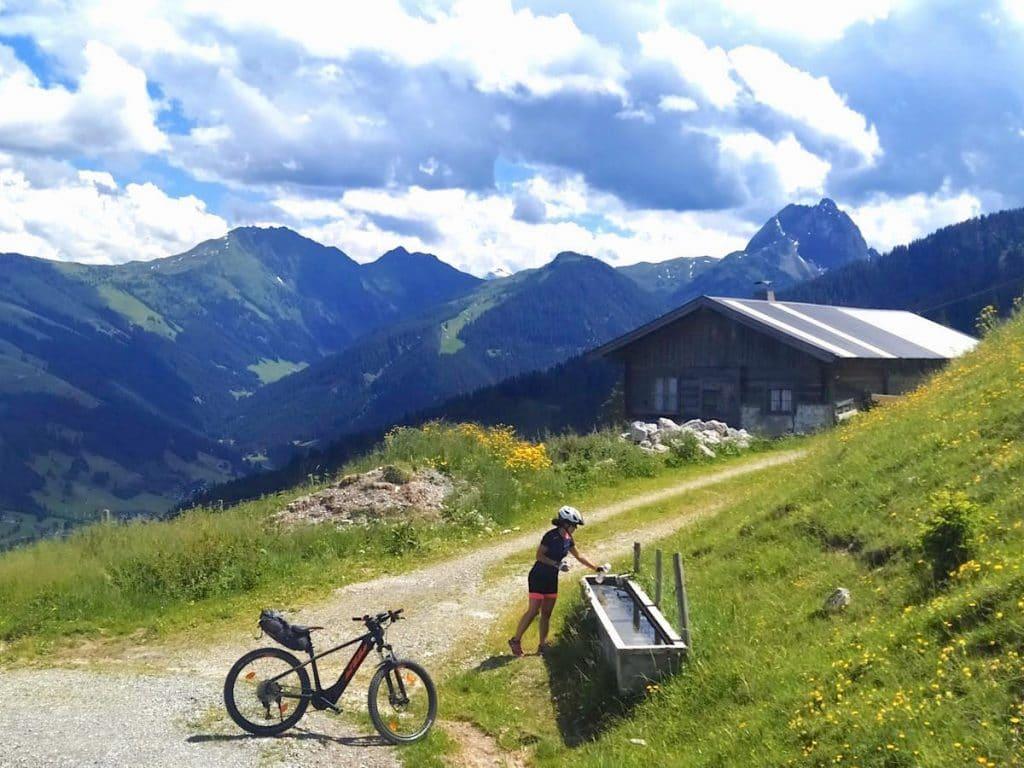 kitzbueheler alpen 12 1024x768 - Kitzbüheler Alpen: Mountainbiken in Tirol