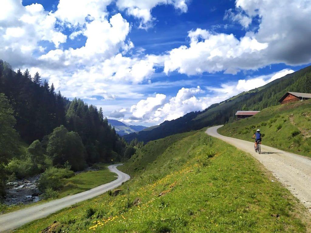 kitzbueheler alpen 15 1024x768 - Kitzbüheler Alpen: Mountainbiken in Tirol