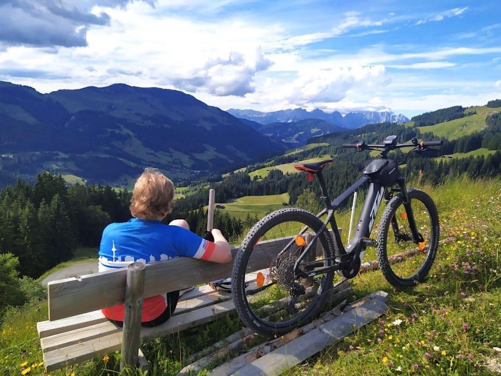 kitzbueheler alpen 17 1024x768 - Kitzbüheler Alpen: Mountainbiken in Tirol