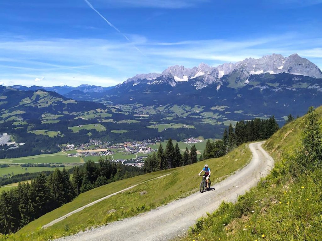 kitzbueheler alpen 33 1024x768 - Kitzbüheler Alpen: Mountainbiken in Tirol