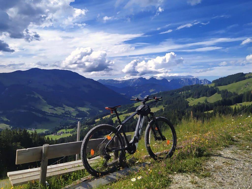 kitzbueheler alpen 40 1024x768 - Kitzbüheler Alpen: Mountainbiken in Tirol