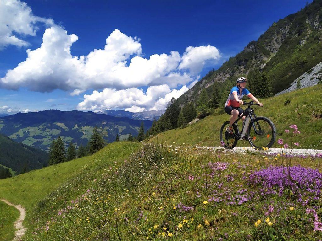 kitzbueheler alpen 8 1024x768 - Kitzbüheler Alpen: Mountainbiken in Tirol