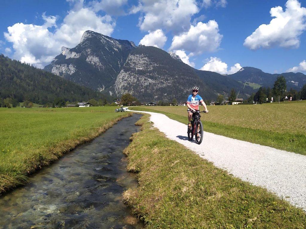 salzburger saalachtal 10 1024x768 - Salzburger Saalachtal: E-Biken ohne Gepäck