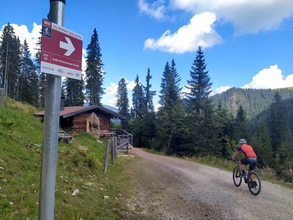 salzburger saalachtal 21 1024x768 - Salzburger Saalachtal: E-Biken ohne Gepäck