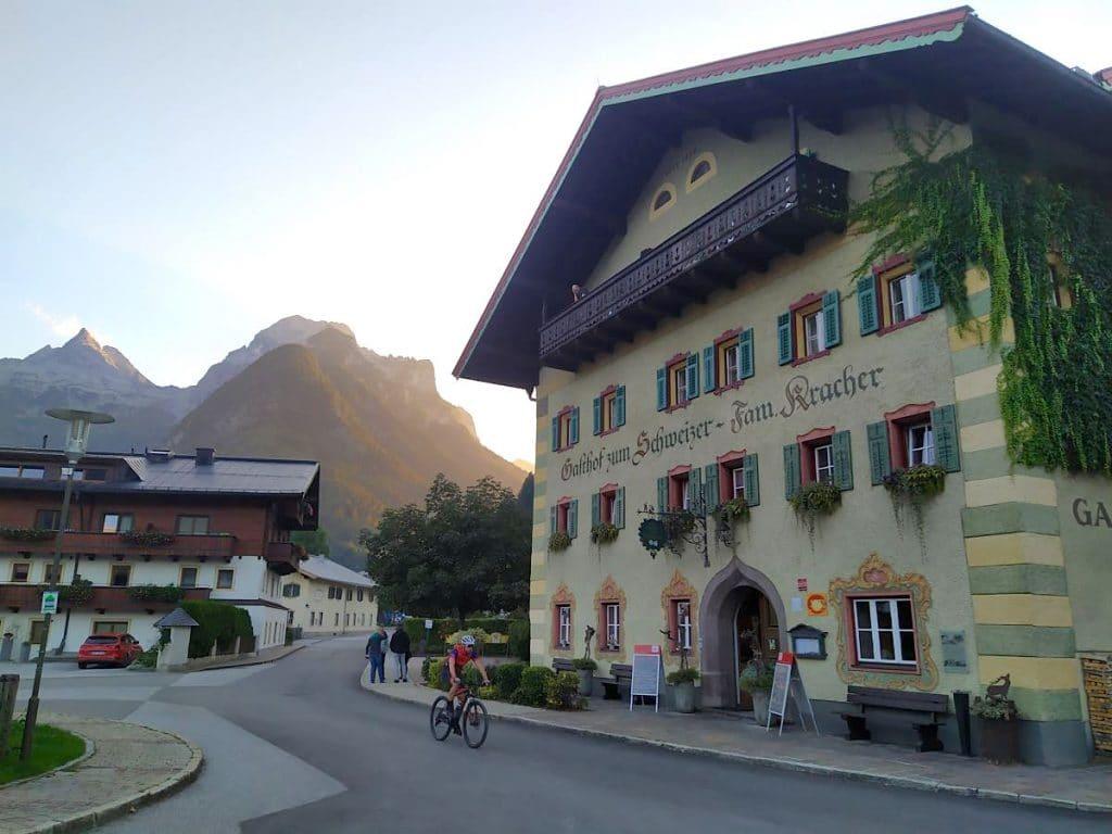 salzburger saalachtal 9 1024x768 - Salzburger Saalachtal: E-Biken ohne Gepäck