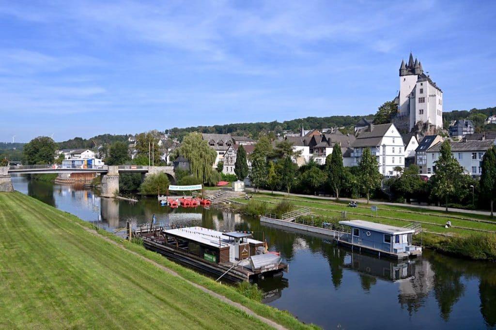 lahntal lahnradweg lahnwanderweg 25 1024x682 - Lahntal: Lahnradweg, Kanutour, Burgen & Wandern