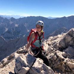 zugspitze wanderung spitzenwanderweg 6 1 - Auf die Zugspitze wandern - mein Tourenbericht